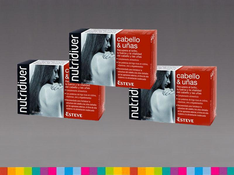 Tratamiento anticaida cabello y uñas de 3 meses por sólo 19,95€
